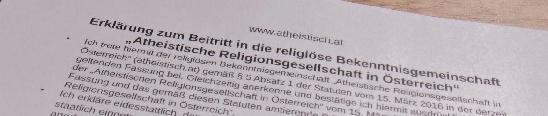 Ehe atheistische